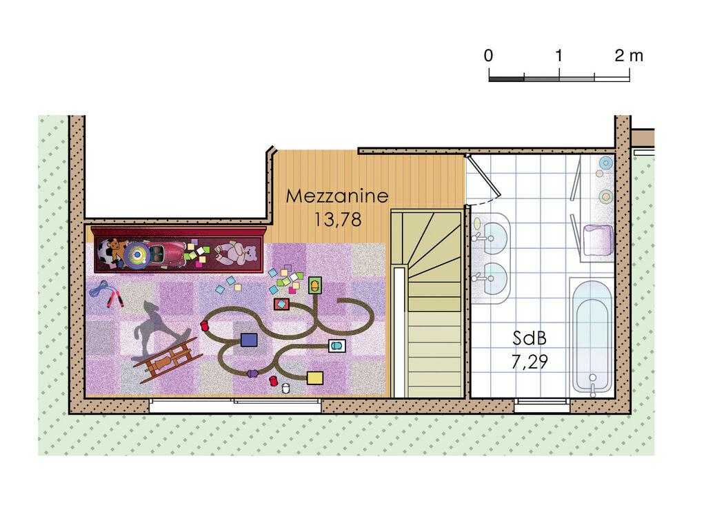 Plan De Maison Une Vaste Maison Ecologique Faire Construire Sa Maison